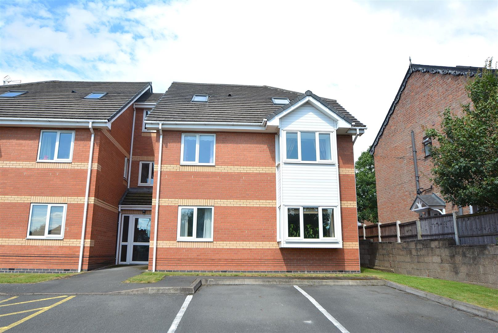 1 Bedroom Apartment Flat for sale in Brookview Court, Borrowash
